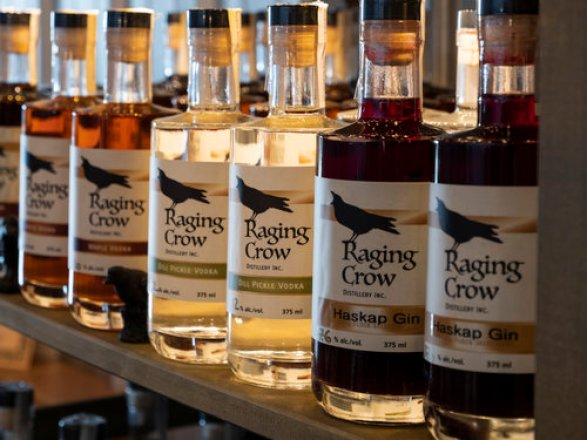 Raging Crow Product Line
