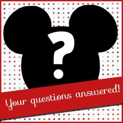 Disneyland Questions Answered