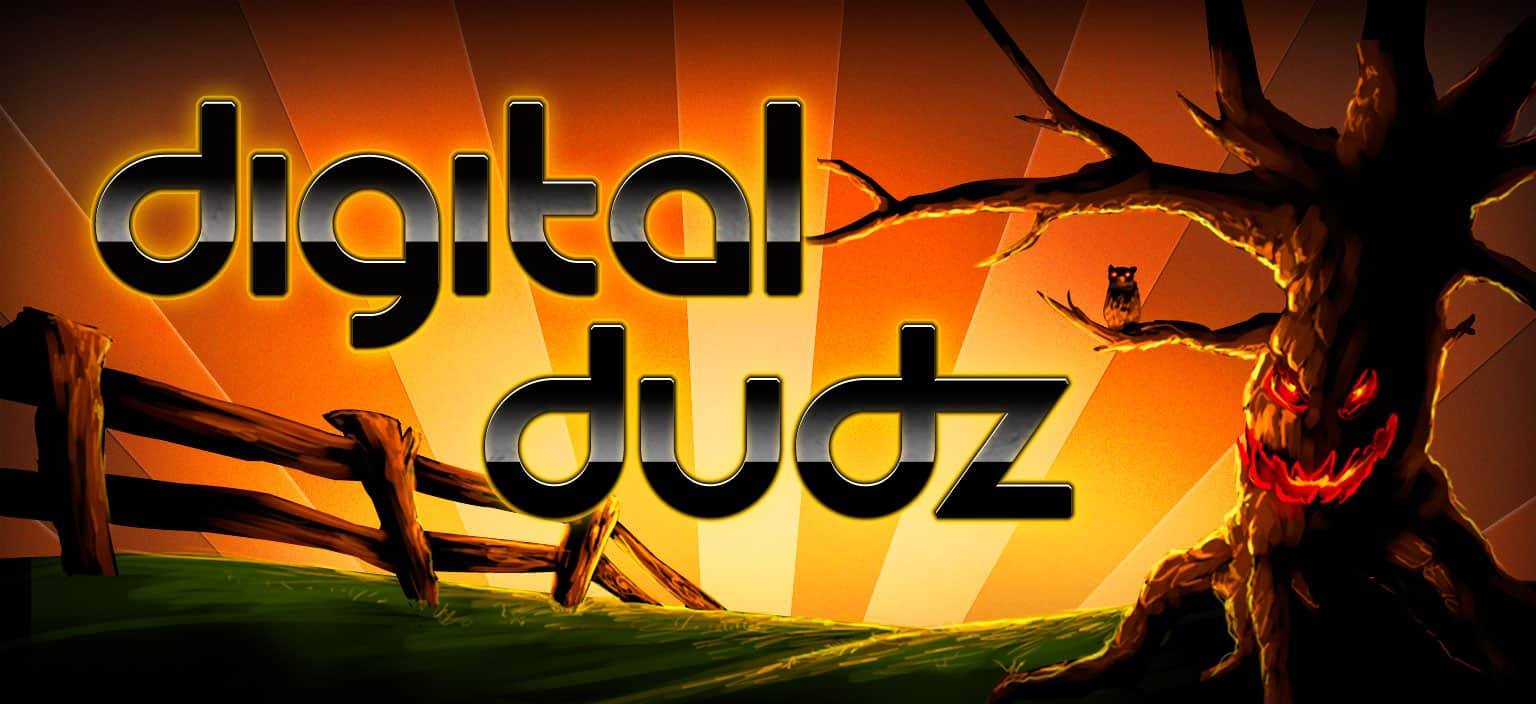 Digital Dudz Projects  Over The Big Moon