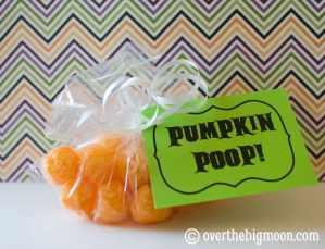 Pumpkin Poop Free Printable