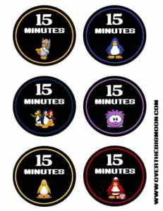 Computer Time Tokens