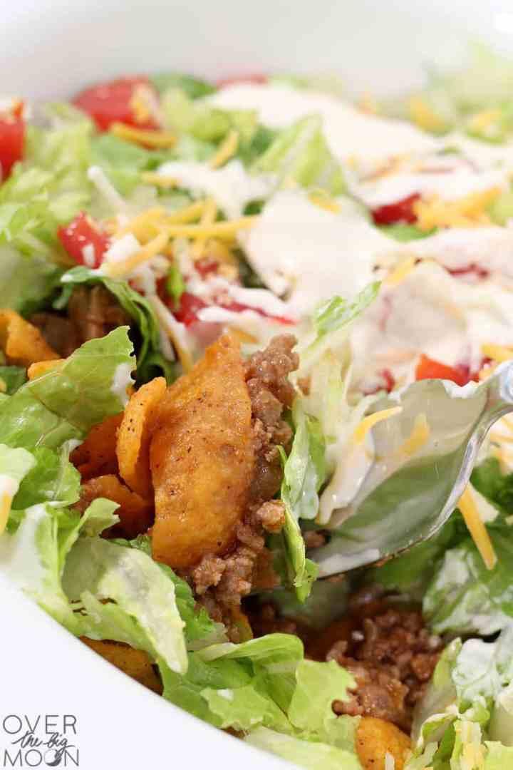 Glorified Tacos -- overthebigmoon.com!