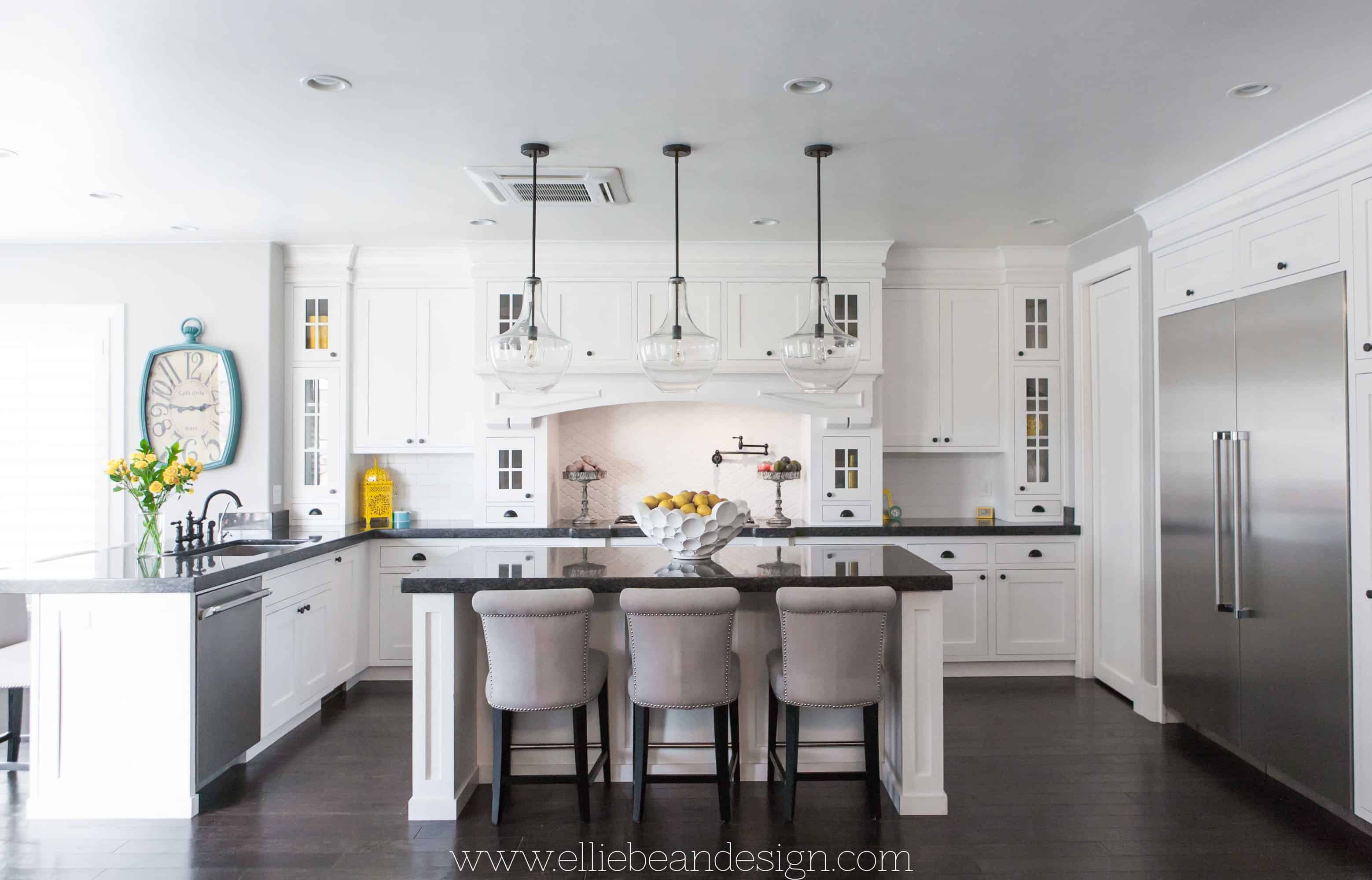 10 rules to create the perfect white kitchen -- over the big moon