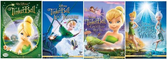Tinkerbell-Movie-Series