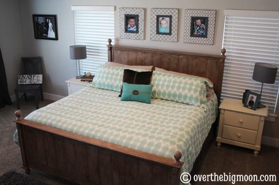 Chalk Paint Master Bedroom Furniture Makeover | Over The Big ...