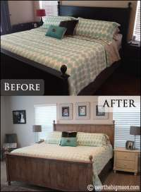 Chalk Paint Master Bedroom Furniture Makeover - Over The ...