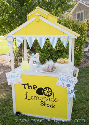 photo relating to Lemonade Signs Printable titled Cost-free Lemonade Stand Printables