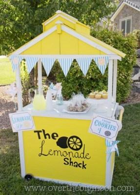 Free Lemonade Stand Printables