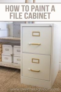 Diy File Cabinet Desk   www.pixshark.com - Images ...