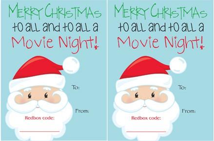 Movie Gift Idea - from www.overthebigmoon.com