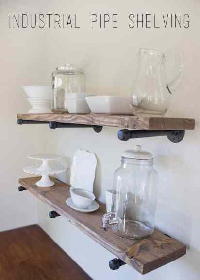 pipe shelves1