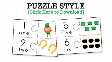 Puzzle-Style-Button