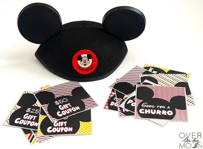 Disney Coupons -- Food Coupons and Gift Coupons!