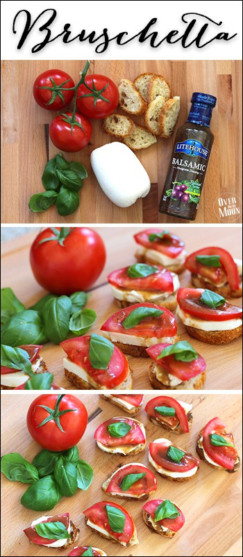 Bruschetta-Button