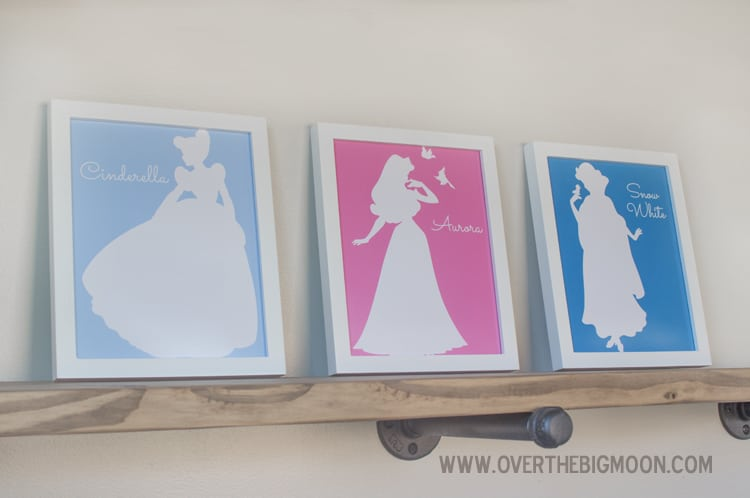 graphic about Free Printable Disney Silhouettes identified as Free of charge Disney Princess Silhouette Prints