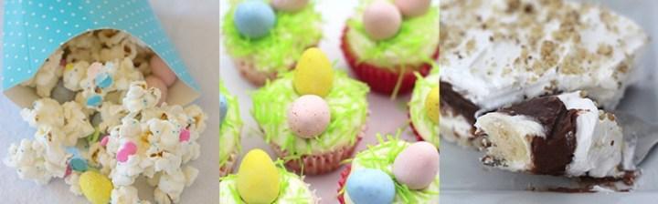 Yummy Easter Treats from overthebigmoon.com!