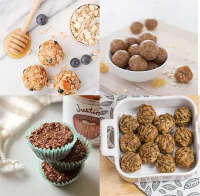 25 Tasty Energy Bite Recipes