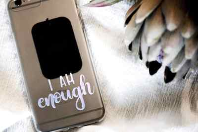It is really so simple to create your own custom phone cases. Let me show you how!