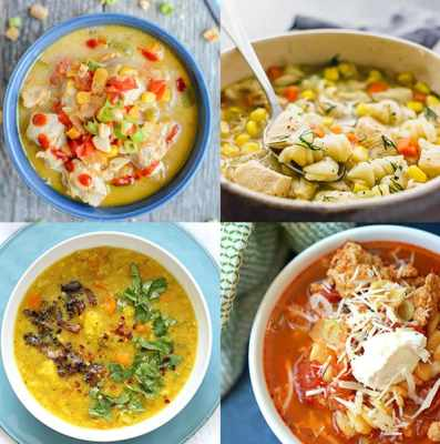 25 of the top Instant Pot Soups - www.overthebigmoon.com
