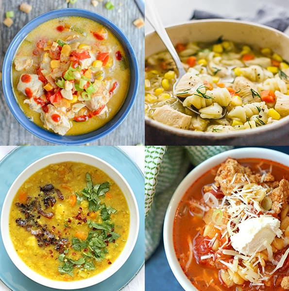 25 Of The Top Instant Pot Soups