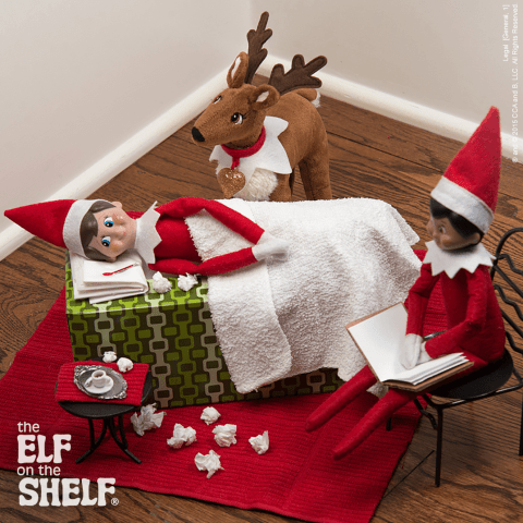 Elf Sick Day