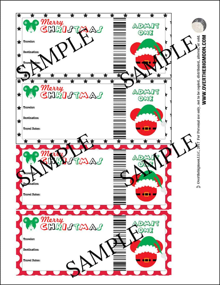photograph about Printable Disney Tickets identify How in the direction of Present Disney in direction of Your Relatives with Printable Tickets