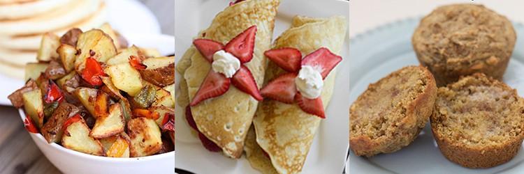 Breakfast Ideas from overthebigmoon.com!