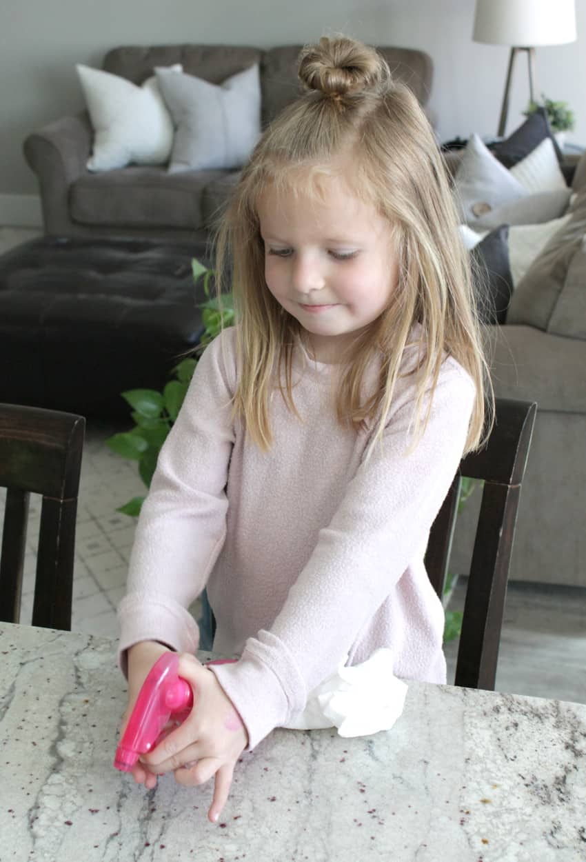 Teaching Kids to Help with House Chores - from overthebigmoon.com!