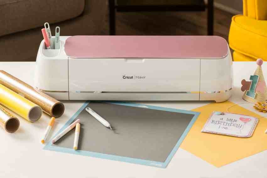 HSN Rose Cricut Maker Bundle