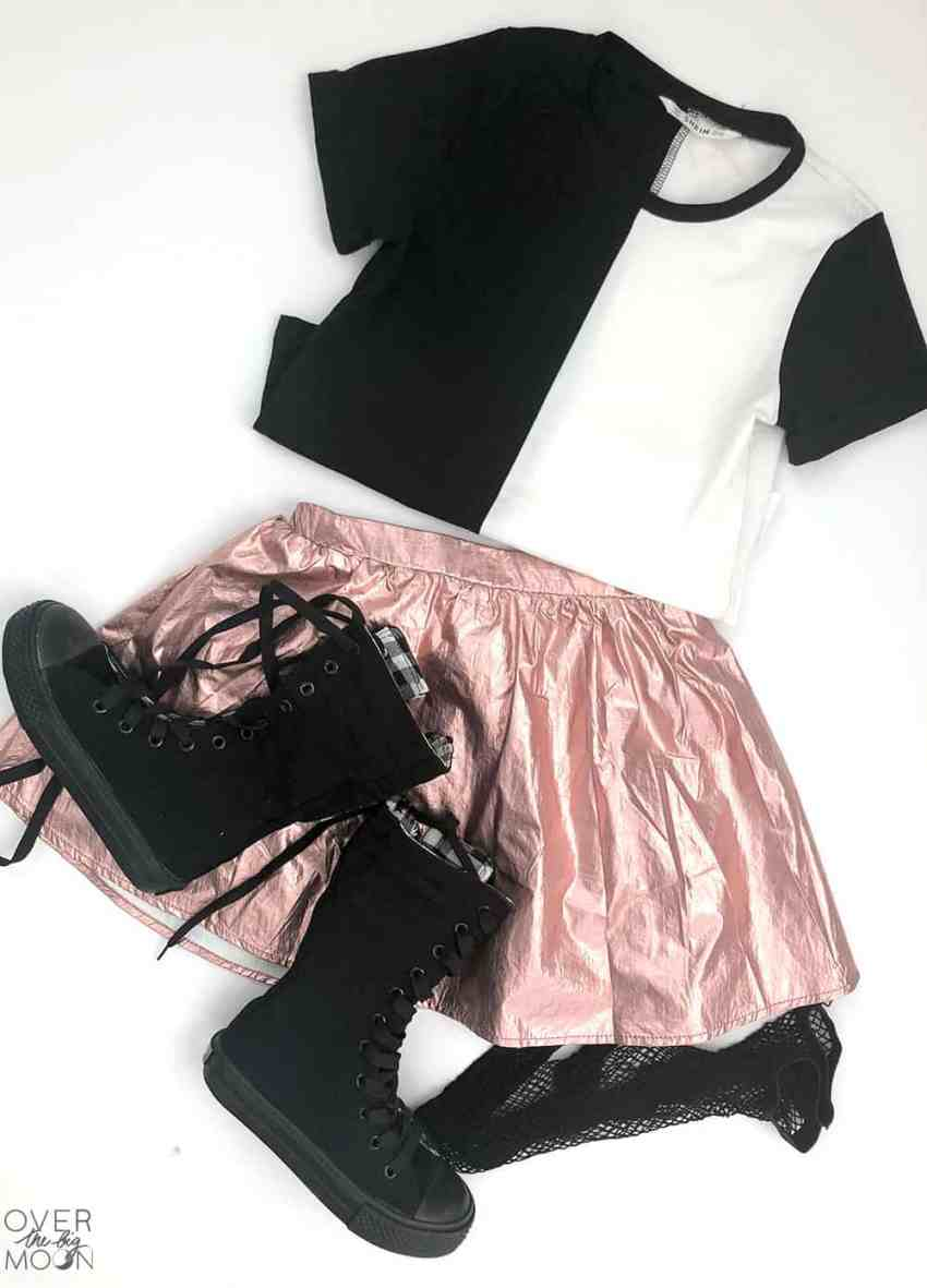 Gem Rock Outfit from overthebigmoon.com!