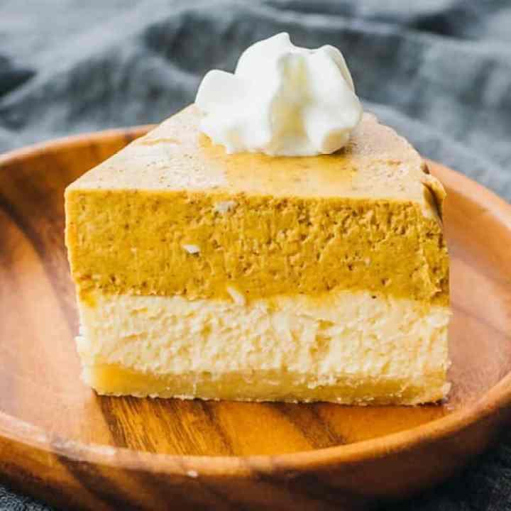 Instant Pot Pumpkin Cheesecake + Instant Pot Dessert Recipes