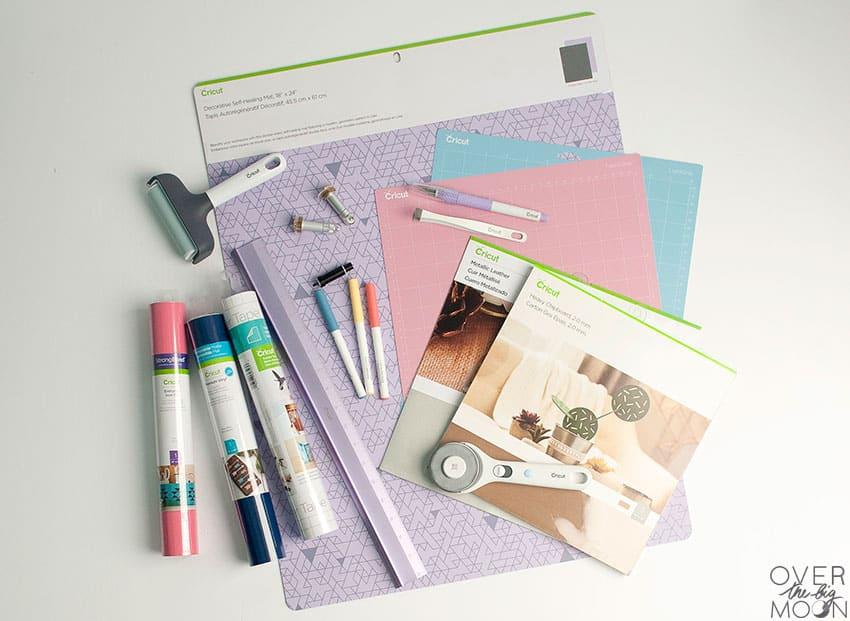Cricut Accessoires Group Picture