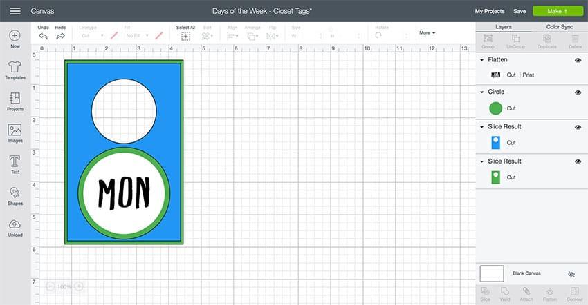 Print then Cut and Cut Design Space file!