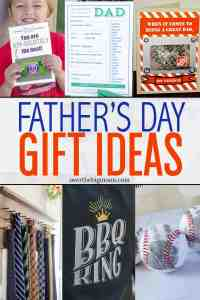 40+ Father's Day Gift Ideas