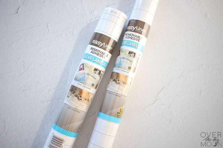 Duck® Brand Clear Laminate rolls.