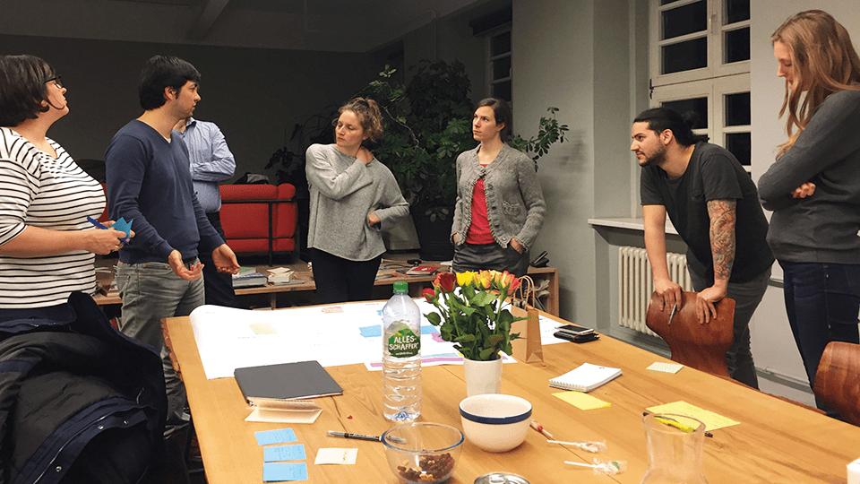 Design Thinking, Leadership, Project Design, Slow Thinking, Project Canvas, Thinking Tools