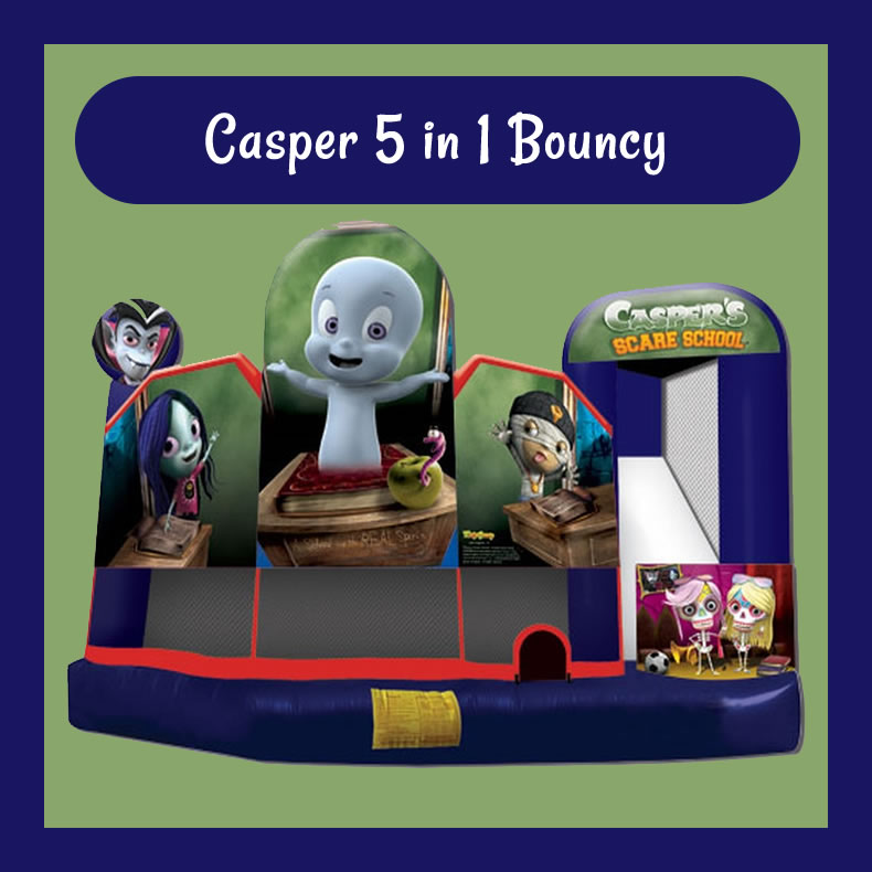 Casper 5 in 1 Bouncy