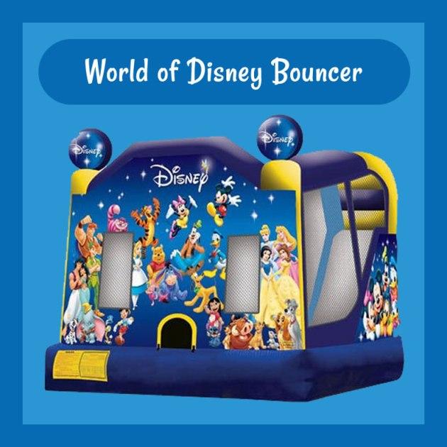World of Disney Bouncy