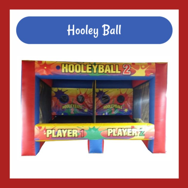 Hooley Ball Inflatable