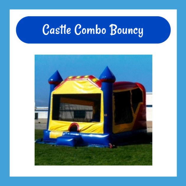 Castle Combo Bouncy