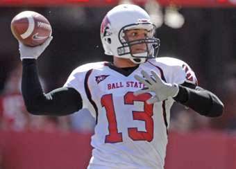 Ball St Nebraska Football