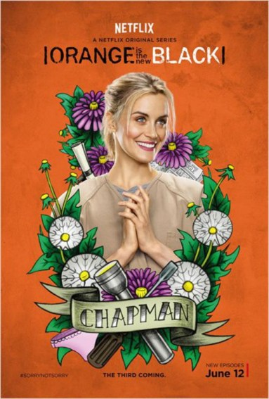 Orange is the New Black - Piper Chapman