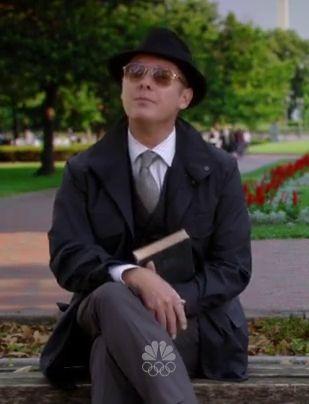 Raymond Red Reddington from The Blacklist