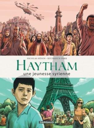 Nicolas Hénin et Kyungeun Park Haytham une jeunesse syrienne