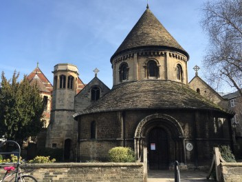 The Round Church in Cambridge