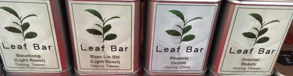 The Leaf Bar in Cambridge