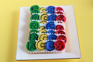 Personalized Letter Cookies 5