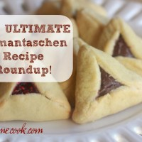 Ultimate Hamantaschen Recipe Roundup