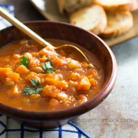 Hearty Autumn Vegetable Soup