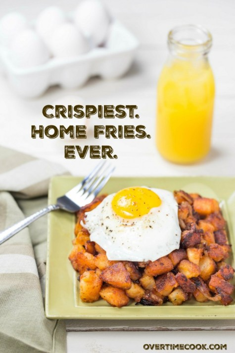 Crispiest Home Fries Recipe